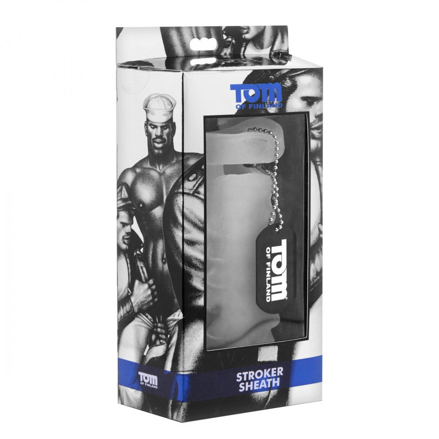 Tom of Finland <br>Stroker Sheath aw-sex-products.