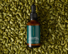 Follicle Boost Hair Density Serum on Pumpkin Seeds