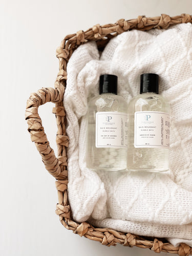 Bain moussant - duo