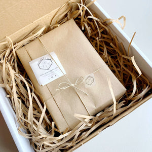 Paper kraft packaging by Papiro Gems