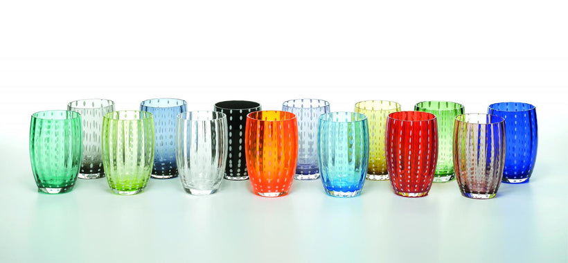 Perle Glassware Collection