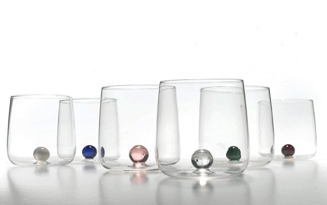 Bilia Coloured Glassware