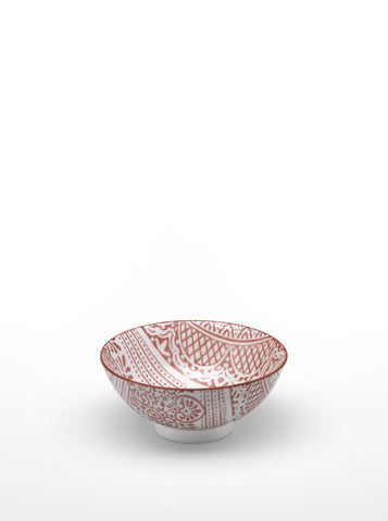 DAMASCO SMALL BOWL - SET OF SIX