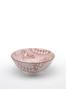 DAMASCO MEDIUM BOWL - SET OF SIX