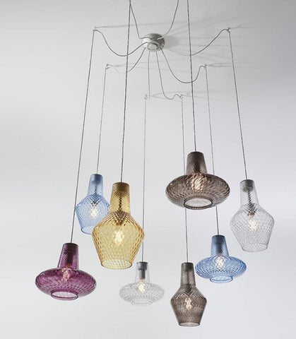 GIULIETTA HANGING GLASS LAMP