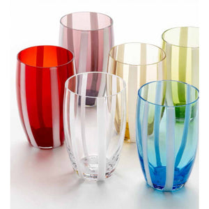 GESSATO  TUMBLER - SET OF SIX