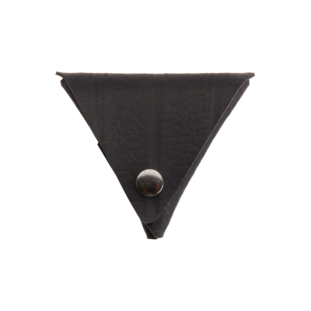 Frank Recycled Rubber Vegan Coin Pouch