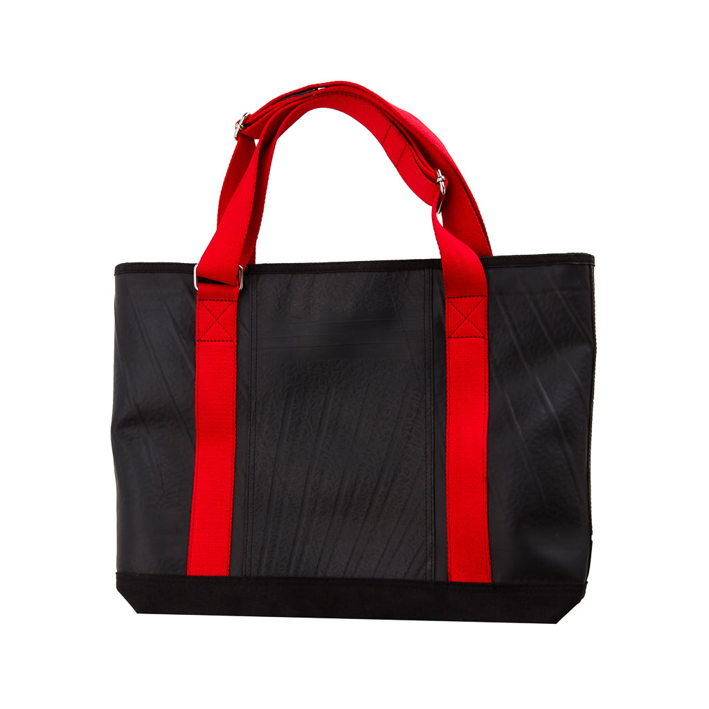 Rika Spacious Inner Tube Vegan Tote Bag (3 Colours Available)