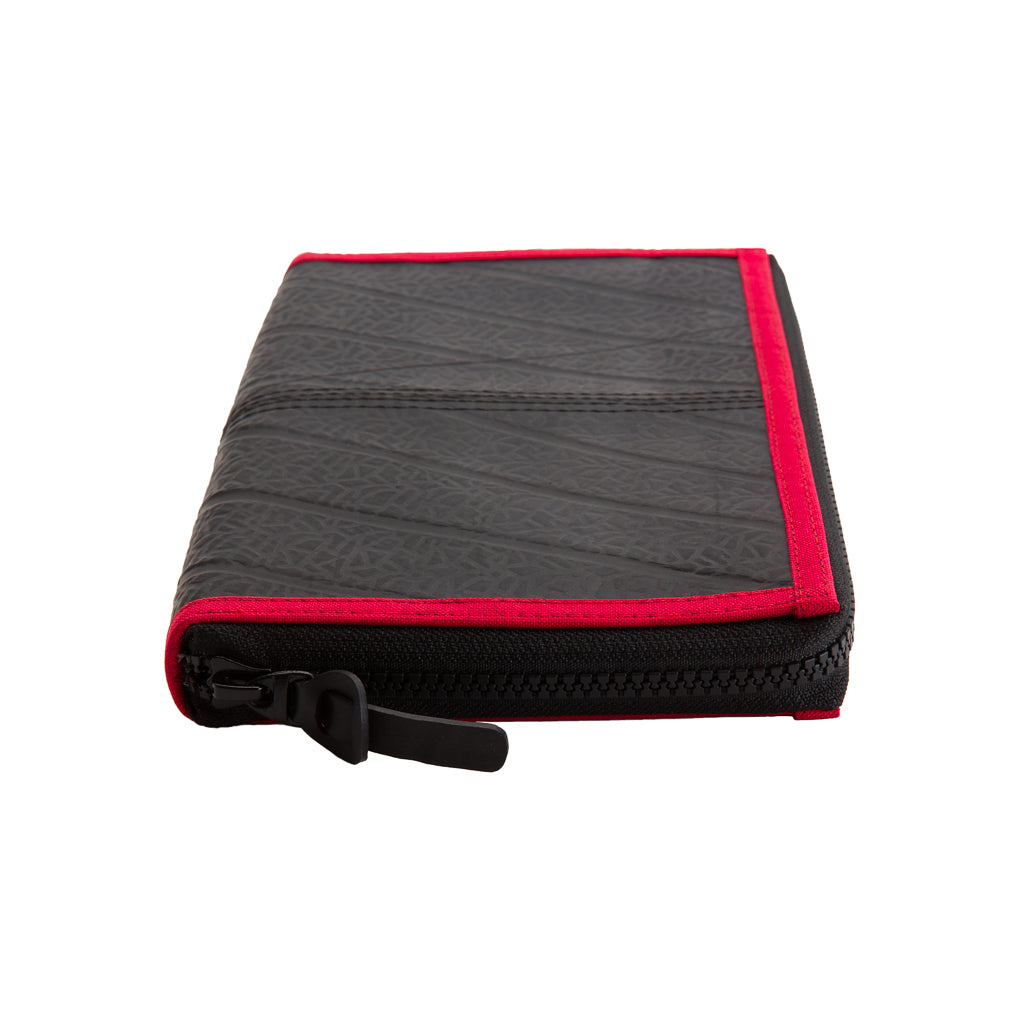 Serra Recycled Rubber Vegan Travel Organiser (available in 3 colours) by Paguro Upcycle