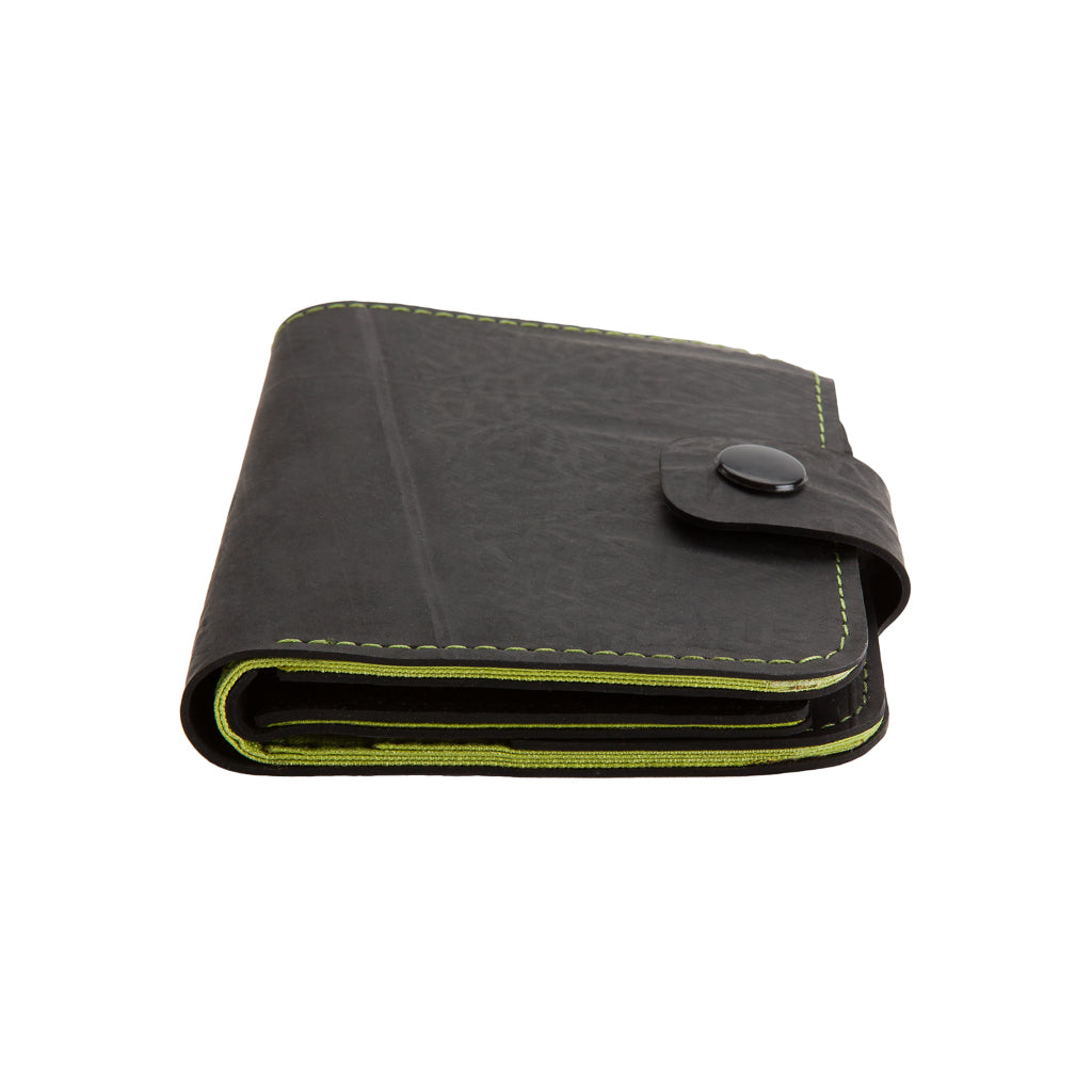 Ben Recycled Wallet with Coin Compartment by Paguro Upcycle