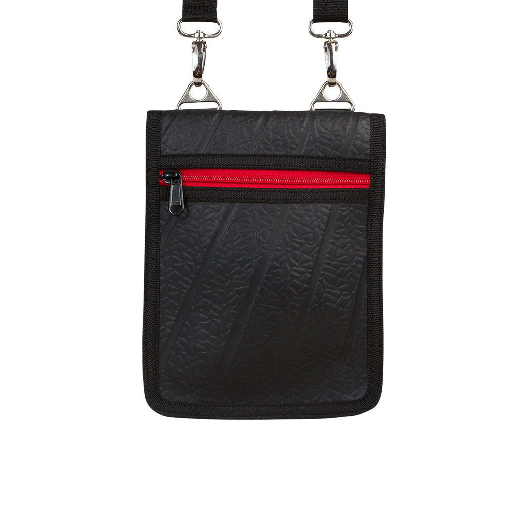 Eddie Recycled Rubber Outdoor Bag