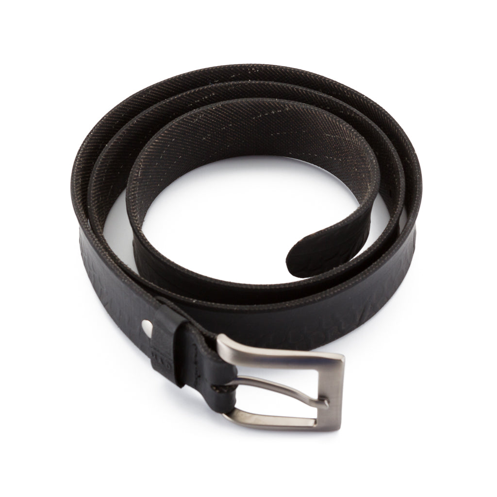 Recycled Rubber Motorbike Tyre Vegan Belt