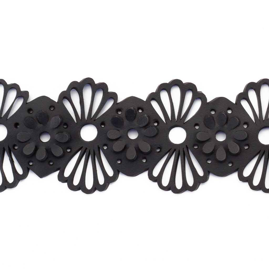 Blossom Victorian Flower Choker by Paguro Upcycle