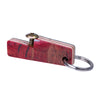 Zig Recycled Skateboard Bottle Opener Vegan Keyring