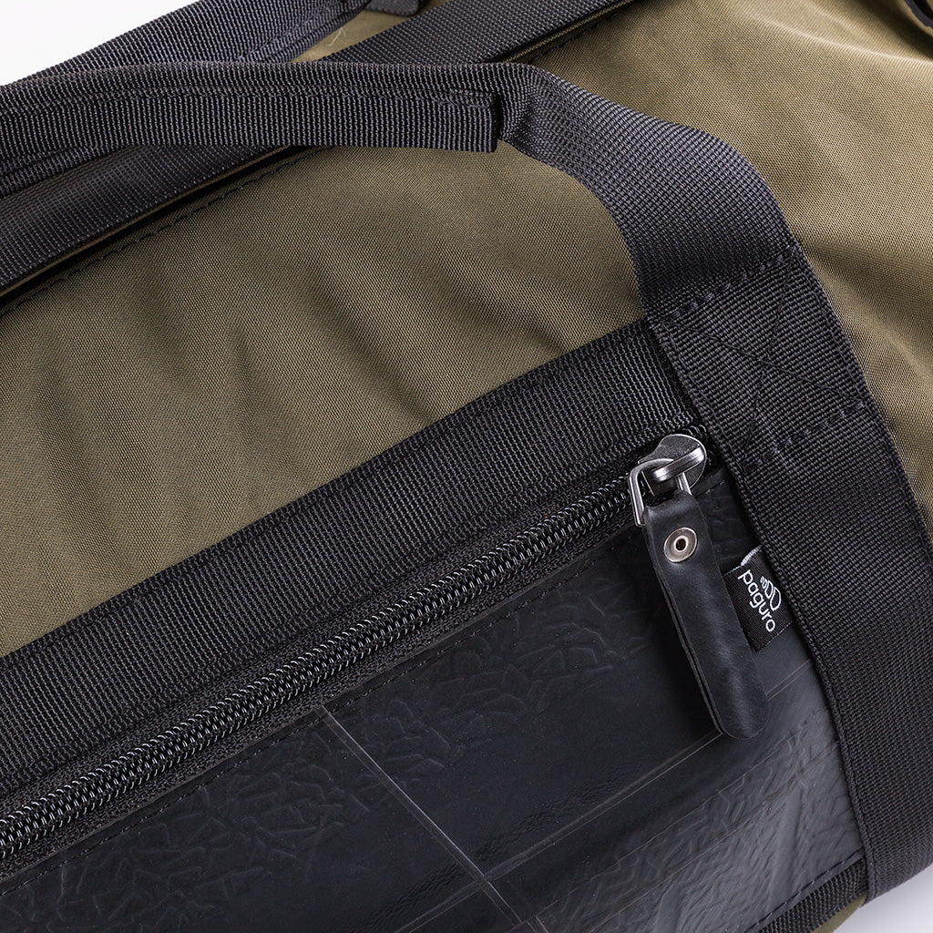 Ranger Water Resistant Duffle Vegan Gym Bag