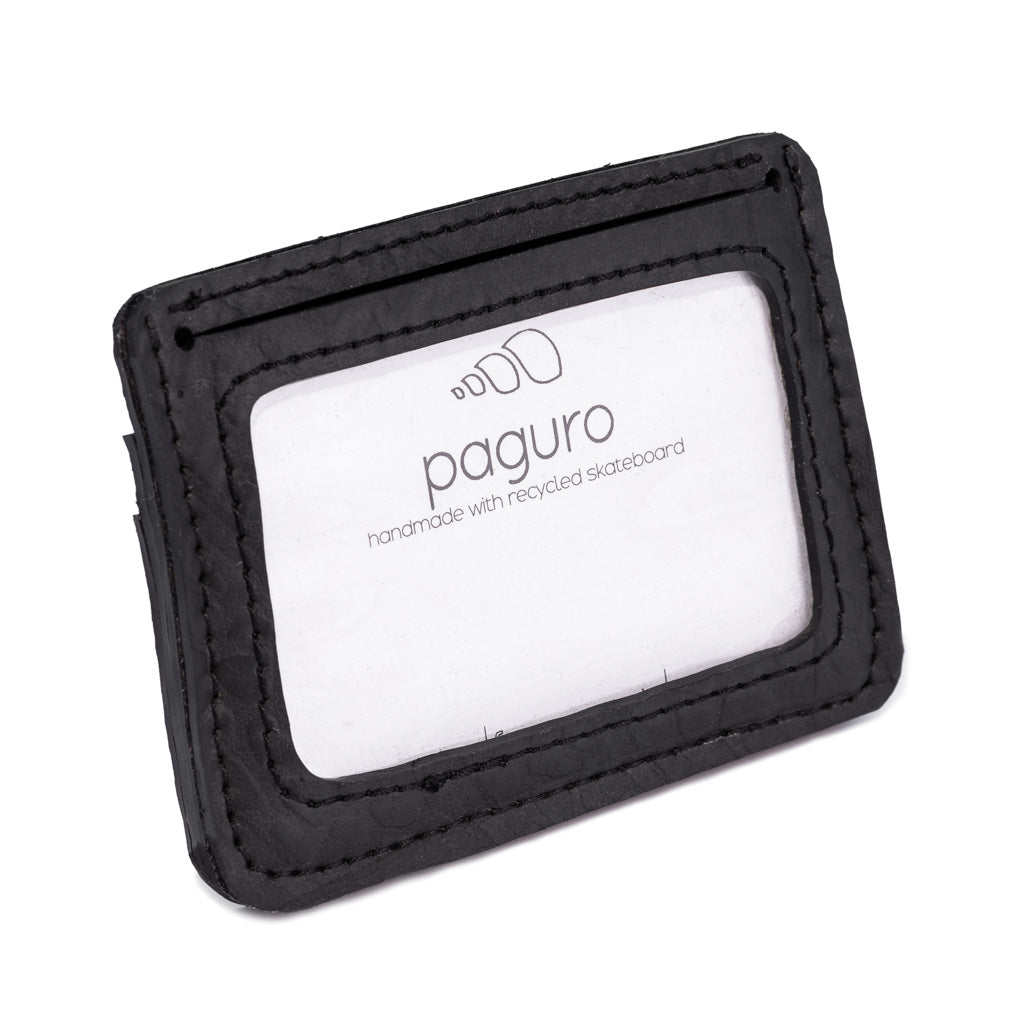 Oliver Slim Eco Friendly Vegan Card Holder by Paguro Upcycle