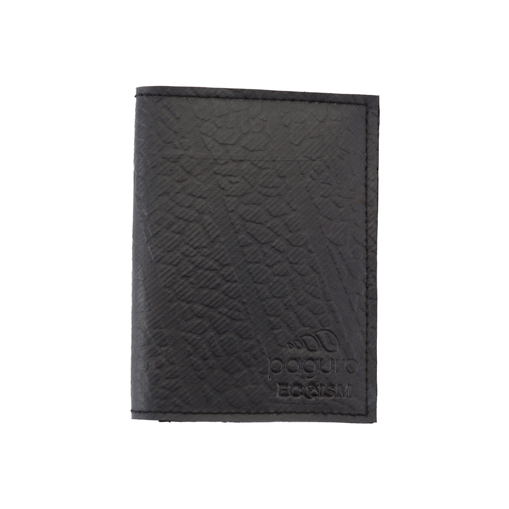 Conrad Recycled Rubber Vegan Card Wallet by Paguro Upcycle