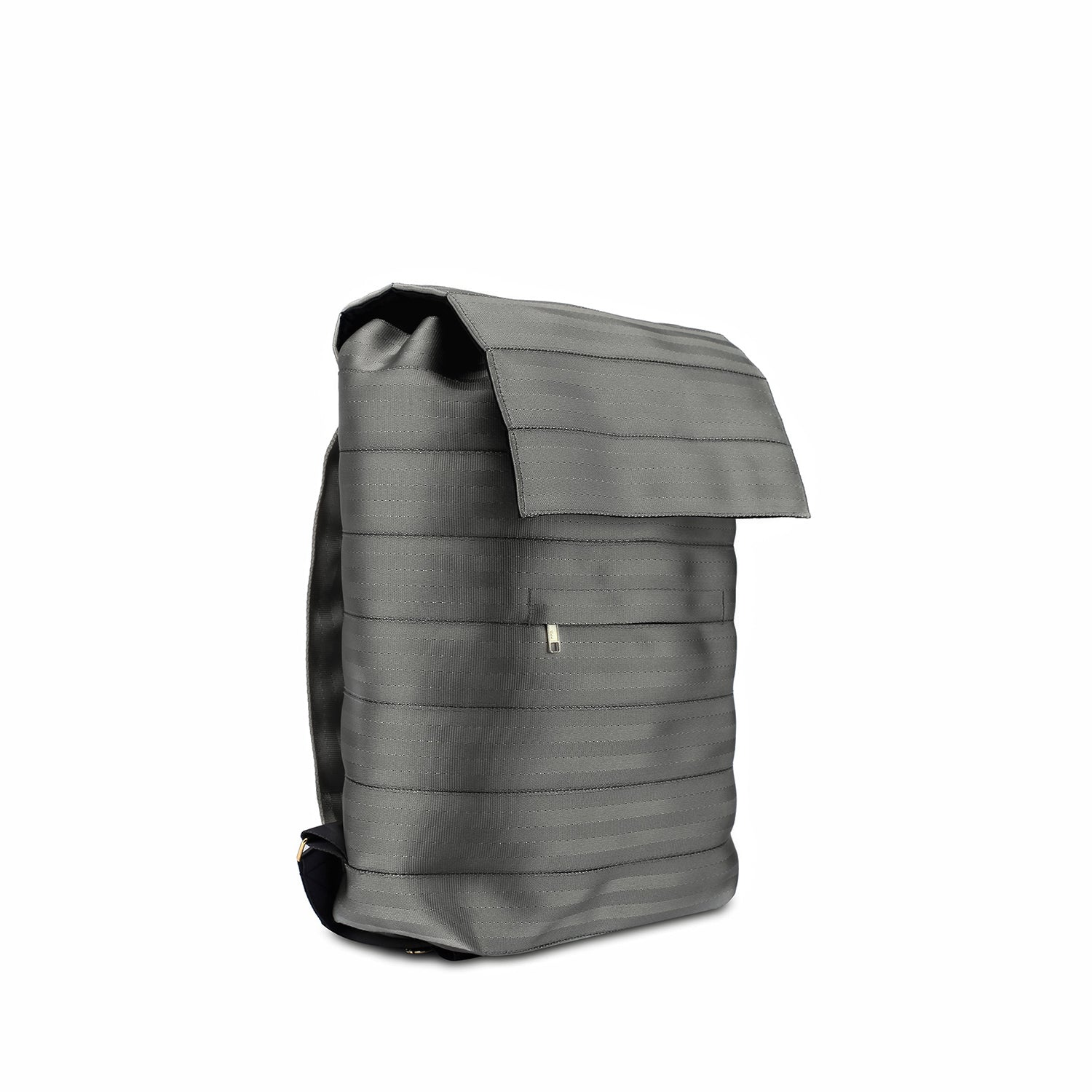 Daffodil Eco-Friendly Seatbelt Vegan Backpack (2 Colours Available) by Paguro Upcycle