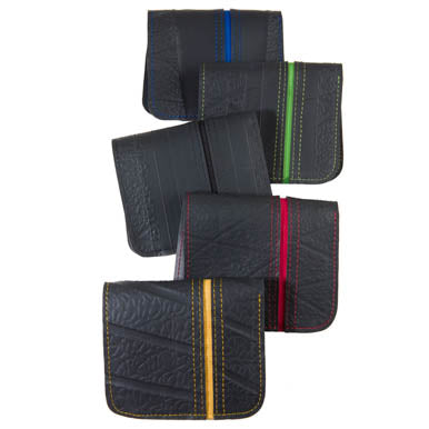 Dody Slimline Inner Tube Wallet by Paguro Upcycle