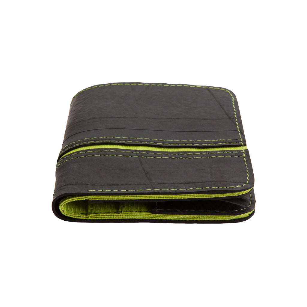 Dody Slimline Recycled Inner Tube Vegan Wallet (available in 8 colours)