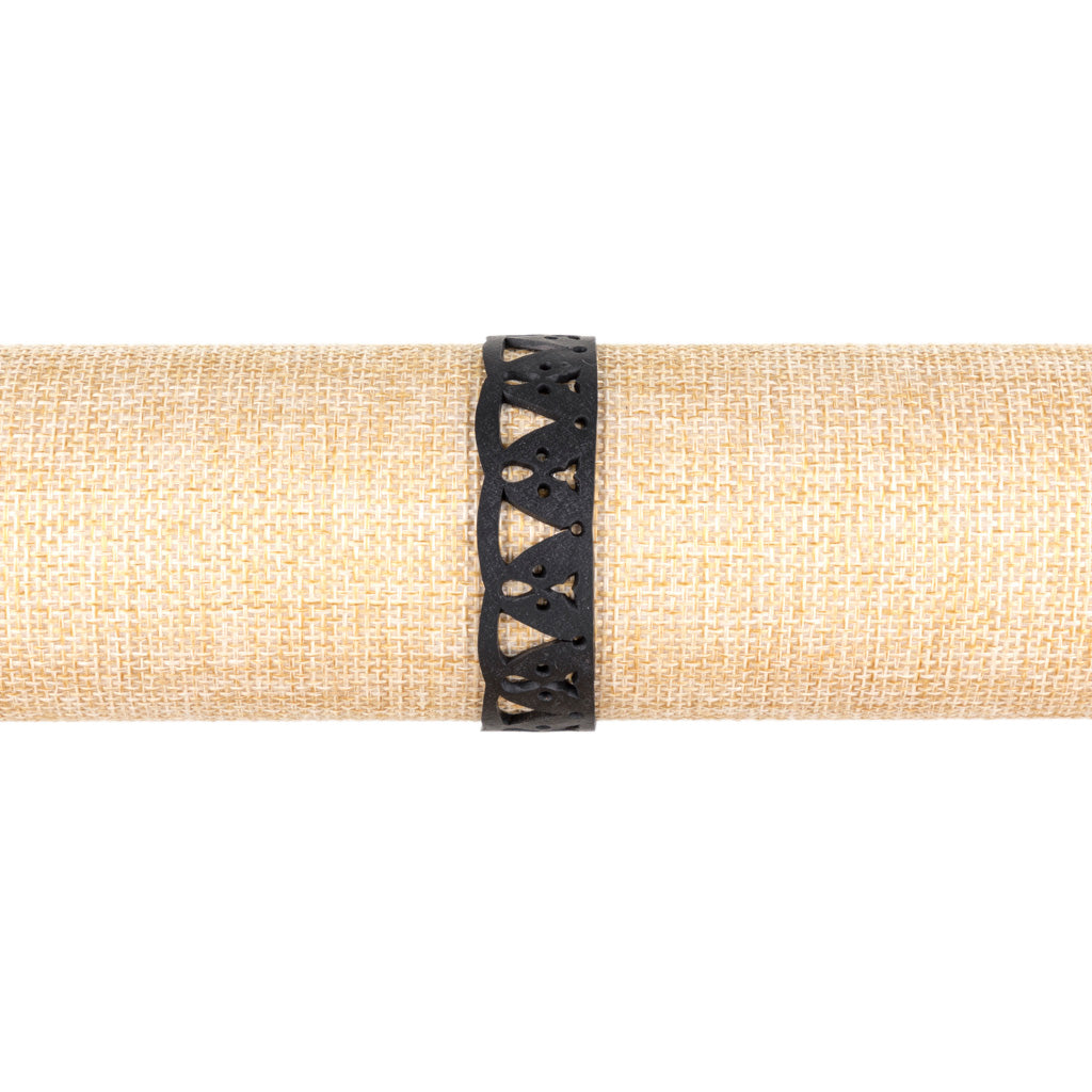 Florence Thin Inner Tube Bracelet by Paguro Upcycle