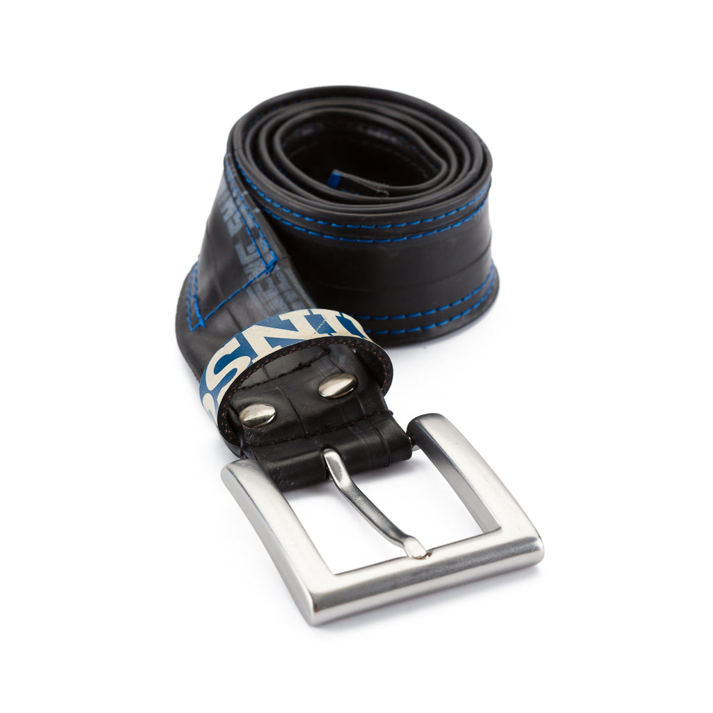 Recycled Bicycle Inner Tube Belt (4 colours available)