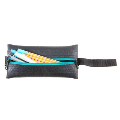 Kat Slimline Recycled Rubber Vegan Pencil Case