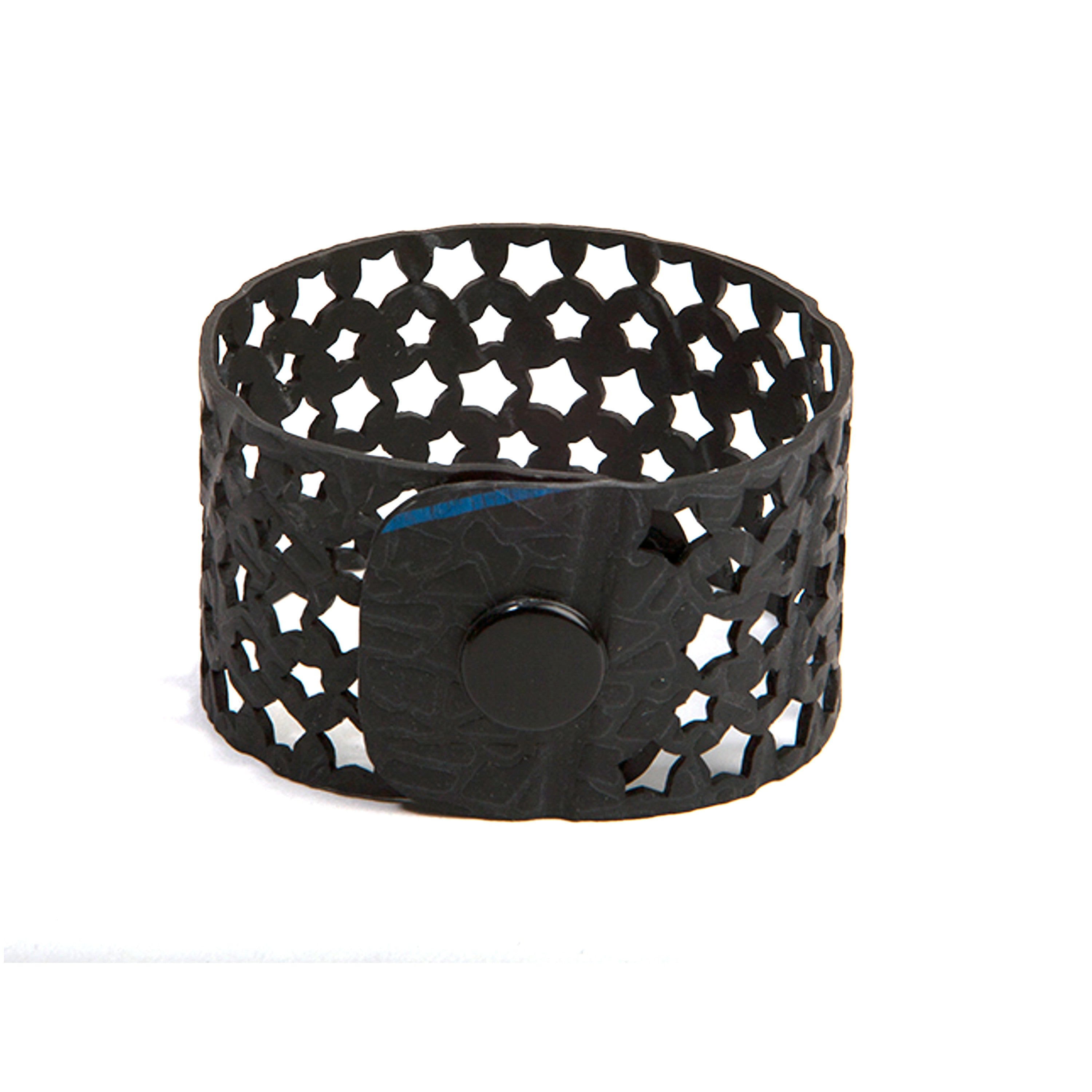 Kiky Unique Recycled Rubber Bracelet by Paguro Upcycle
