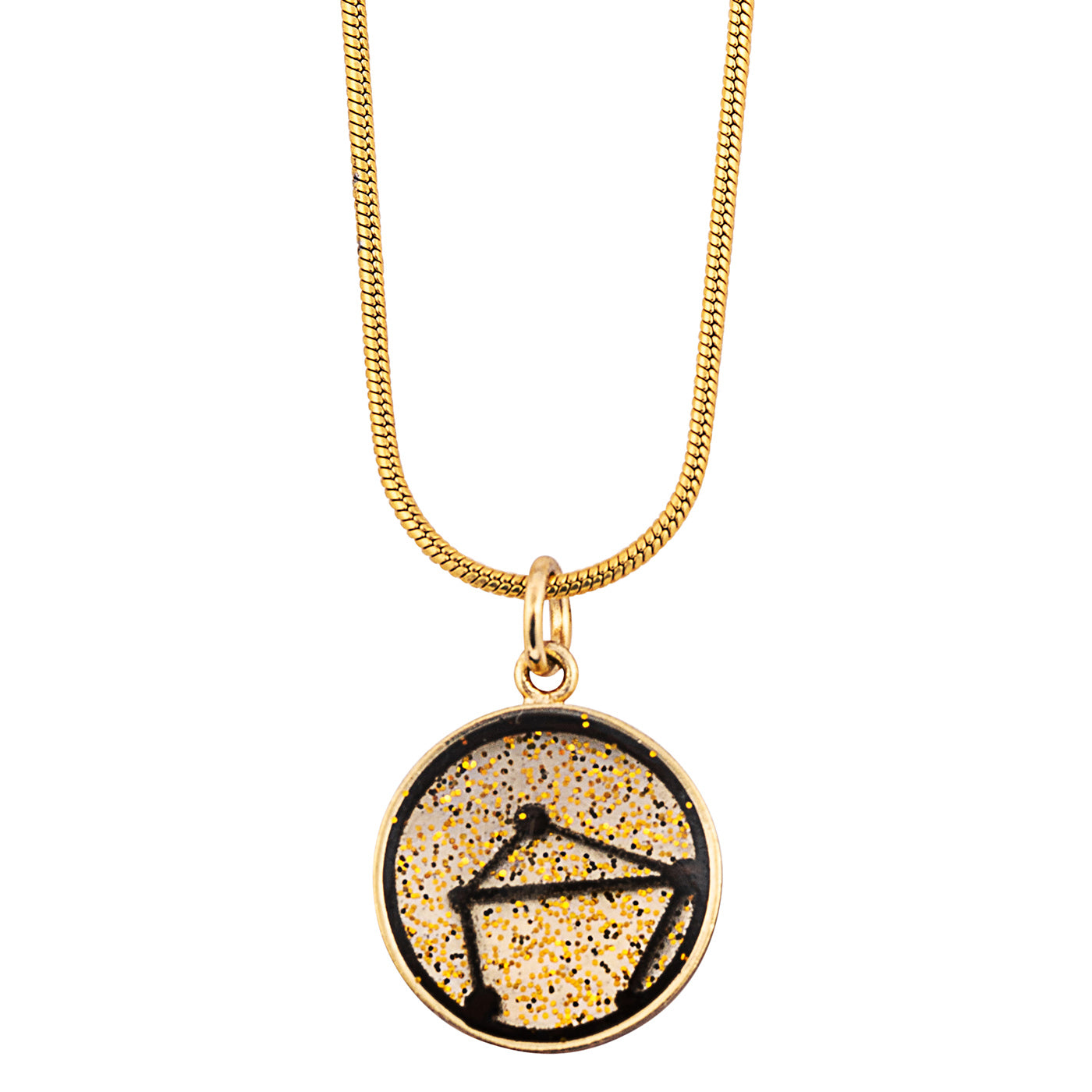 Collar Sostenible Signo Zodiacal Libra