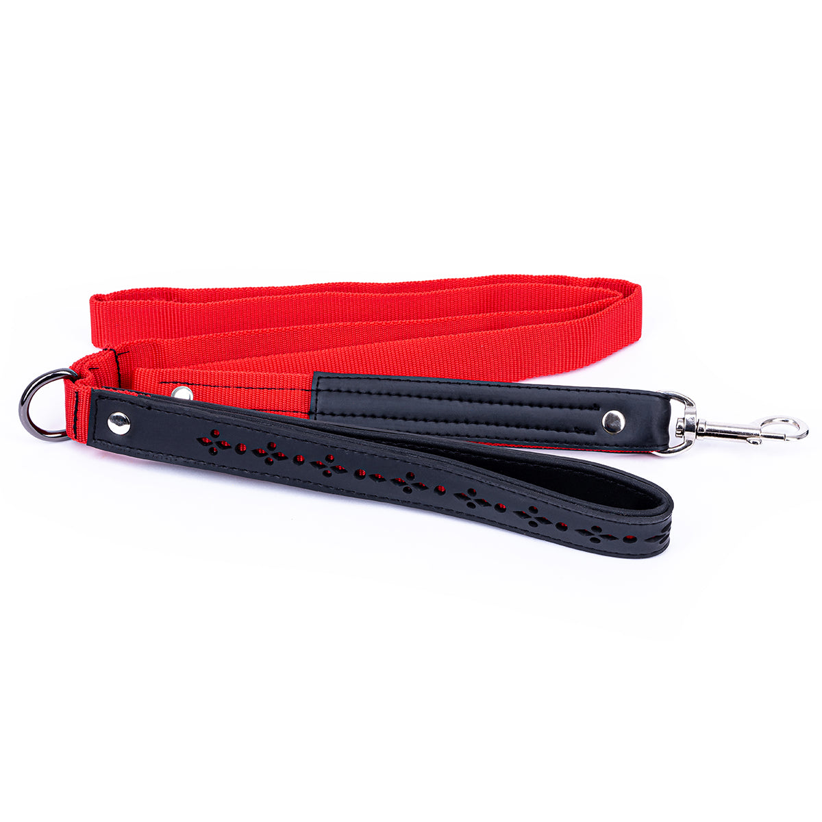 Eco Friendly Recycled Inner Tube Vegan Dog Lead