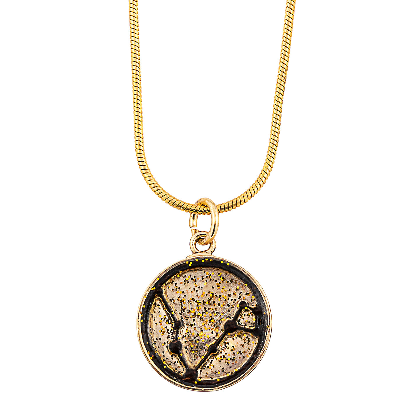 Pisces Zodiac Sign Sustainable Necklace