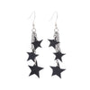Stars Eco Friendly Earrings