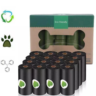 Eco-Friendly Pet Waste Bags
