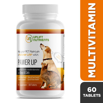 Uplift Nutrients Pawer Up