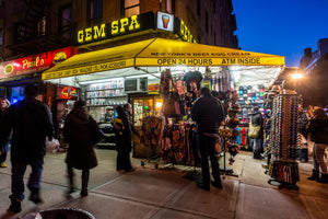 Gem Spa, the East Village's General Store, Remembered