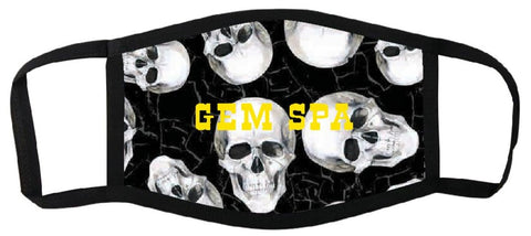 Gem Spa Limited Edition Skull Mask - Gem Spa NYC