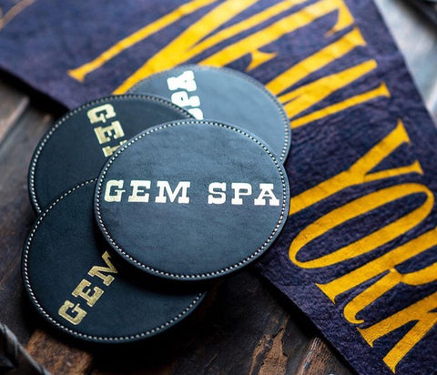 Gem Spa Coaster - Gem Spa NYC