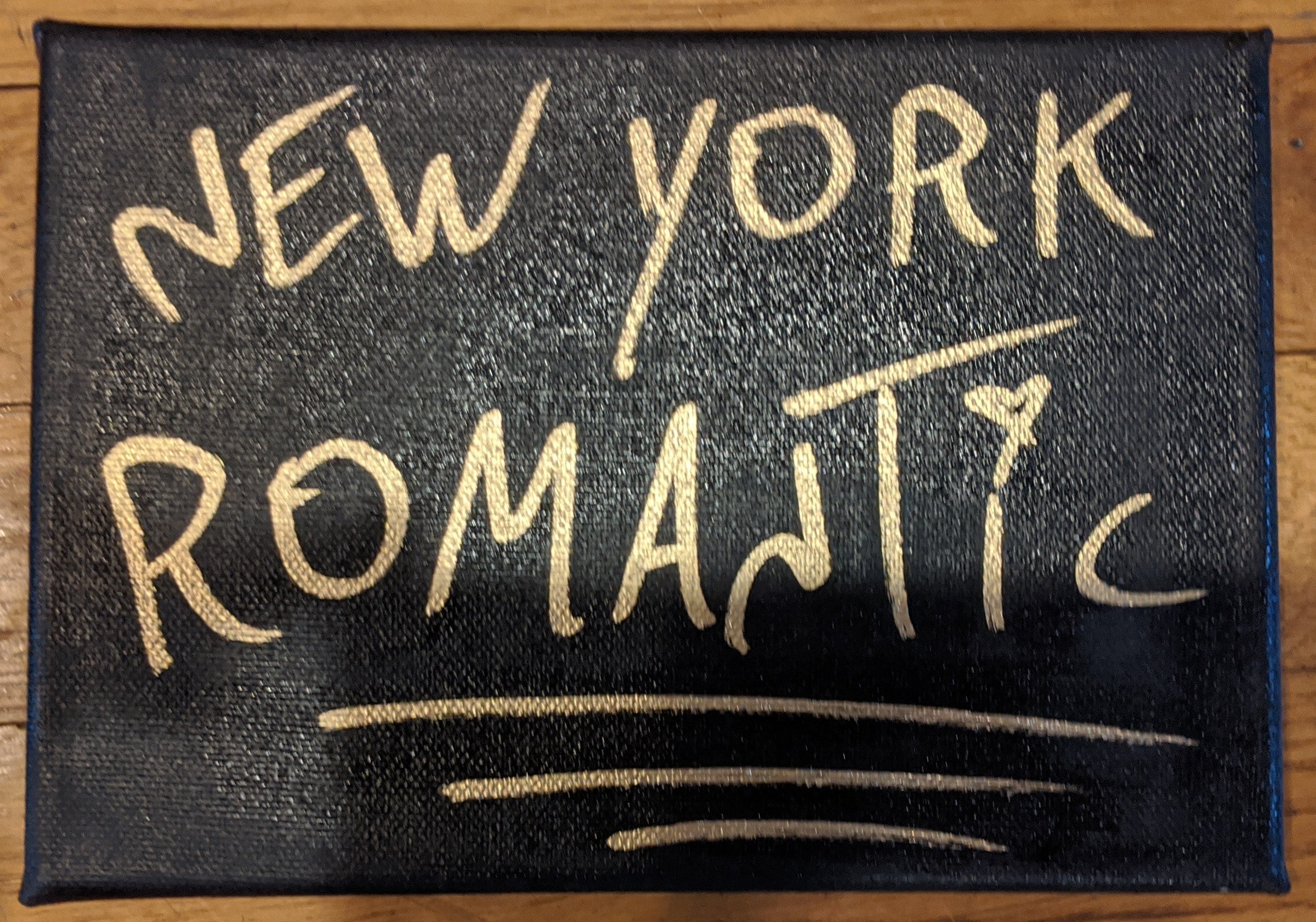 Art By New York Romantic