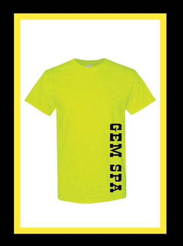 SPORTY GEM SPA TEE - Gem Spa NYC