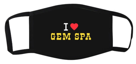 Gem Spa Limited Edition I Love Gem Spa Bold Mask