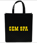 Gem Spa Light Weight Quilted Tote Bag - Gem Spa NYC