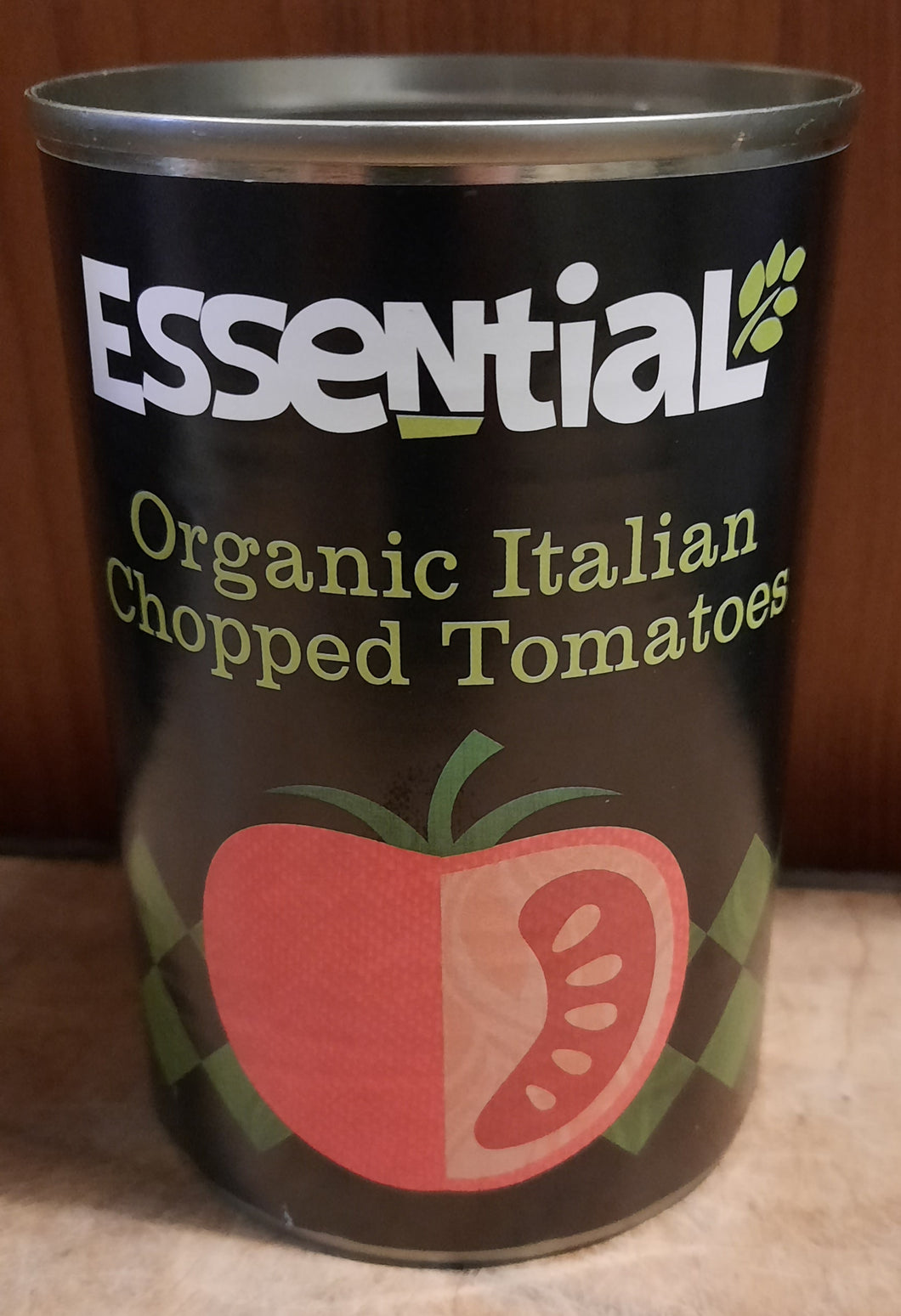 Organic Tinned Chopped Tomatoes 400g