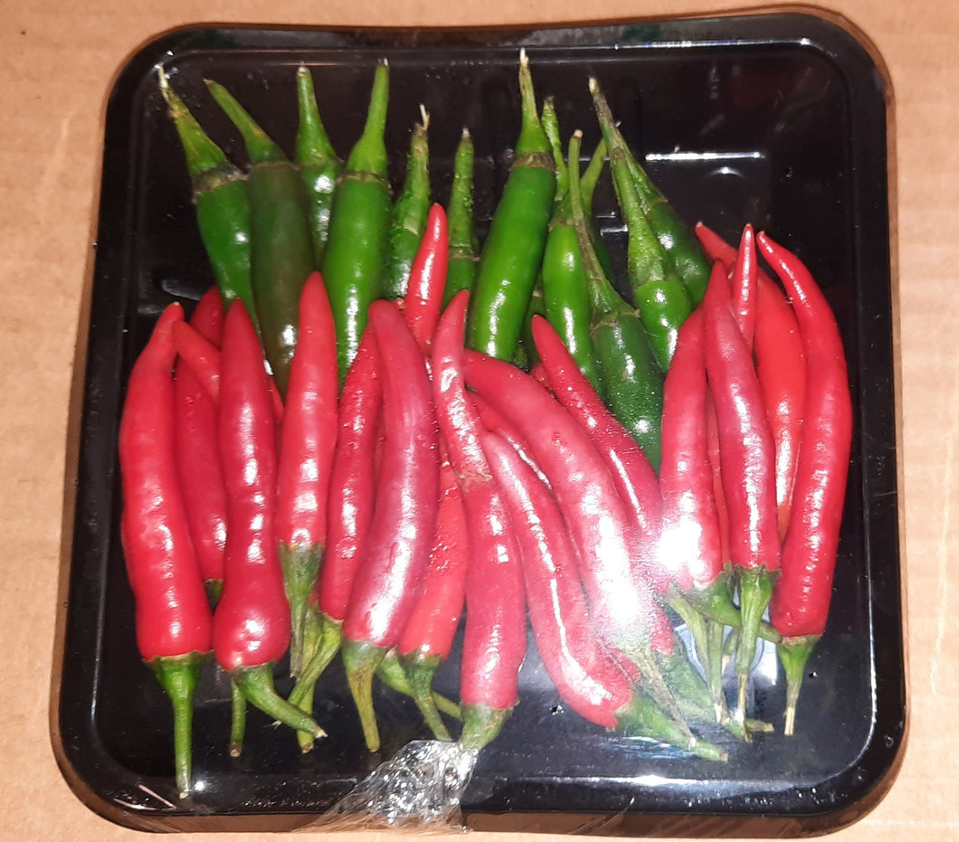 Small Chillies Selection
