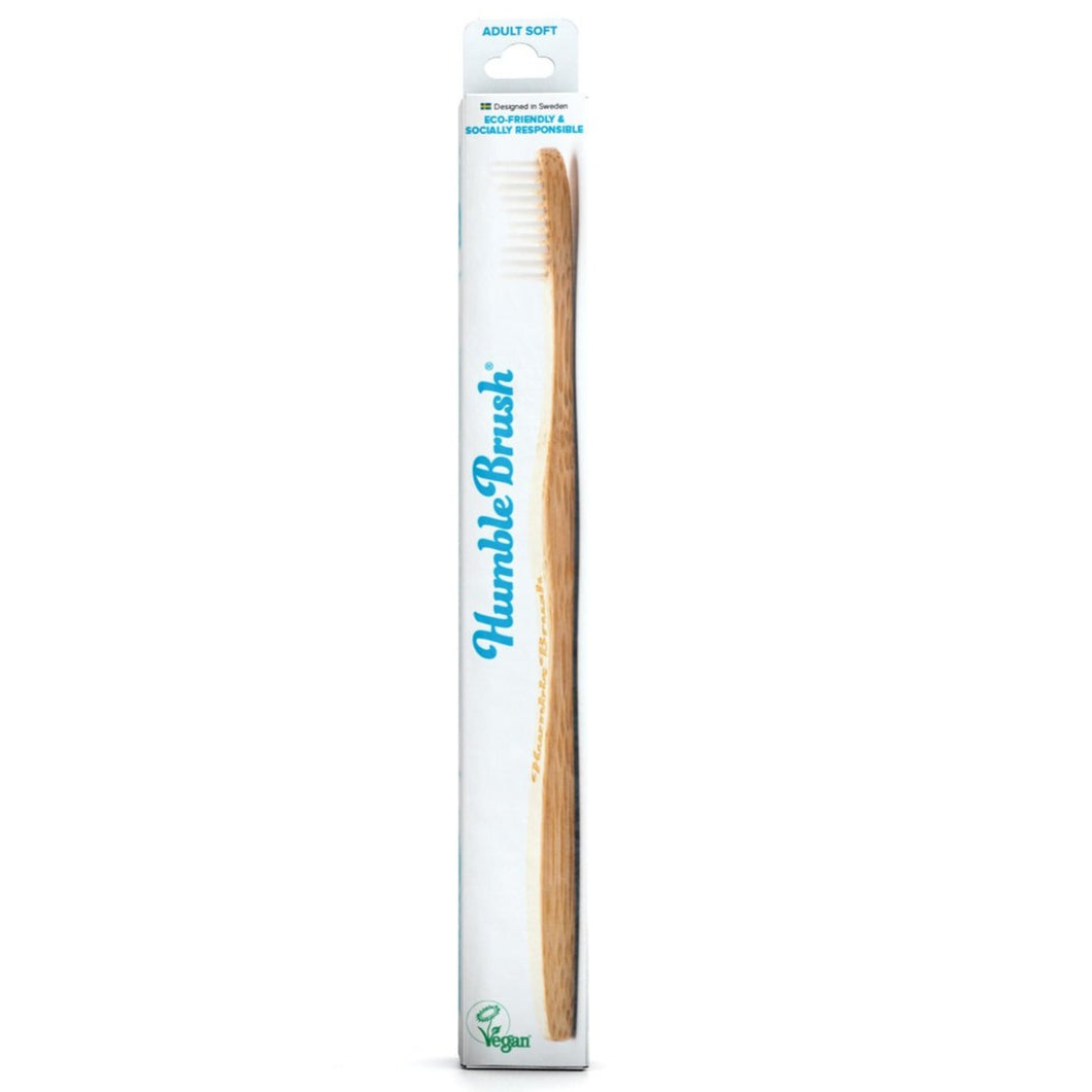 Humble Brush - Soft Bristle - Adult Toothbrush