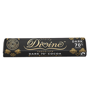 70% Dark Chocolate - 40g