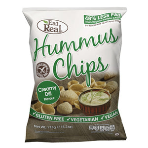 Hummus Chips - Creamy Dill Flavour