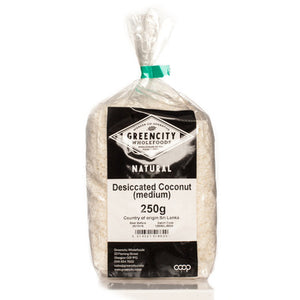 Desiccated Coconut - 250g