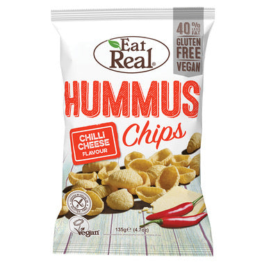 Hummus Chips - Chilli Cheese - 135g