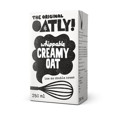 Whippable Creamy Oat -250ml
