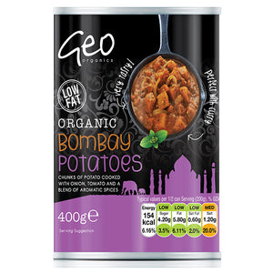 Bombay Potatoes - Organic - 400g